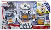 Star Wars Galactic Heroes BB-8 Adventure Base Playset, Black