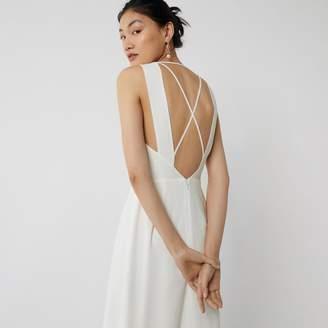 Warehouse COLUMN BRIDESMAID DRESS