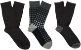 Oxford Jasper 3pk Socks