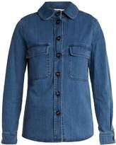 Chloé Long-sleeved denim shirt