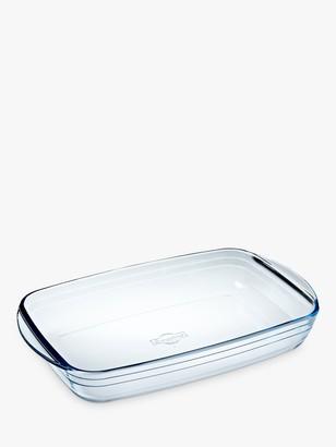 Ocuisine Glass Rectangular Roaster Oven Dish