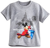 Disney Sorcerer Mickey Mouse Tee for Toddlers - Walt World 2017