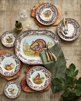 Spode Assorted Woodland Bird Dinner Plates, 4-Piece Set