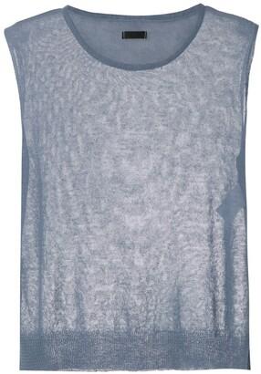 OSKLEN Knitted Linen Tank