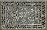 Liora Manné Trans Ocean Imports Petra Agra Floral Wool Rug Runner - 2'3'' x 8'