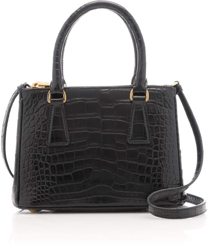 34b27871af43 Prada Crocodile Handbags - ShopStyle