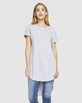 Ids Gina Long Tail Tee