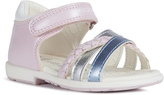 Geox Verred 24 Metallic Sandal