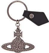 Vivienne Westwood Hammered Orb Key Ring Wallet