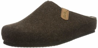 ara Men's Cosy 1529915 Open Back Slippers