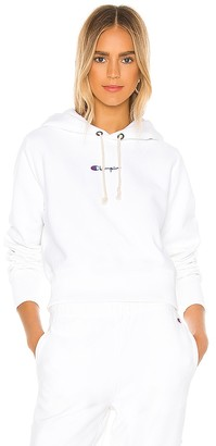 Champion Central Script Hooded Sweatshirt