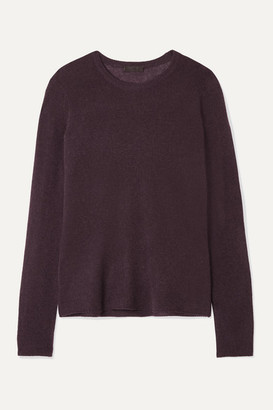ATM Anthony Thomas Melillo Cashmere Sweater - Burgundy