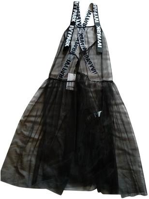 Ivy Park Black Polyester Dresses