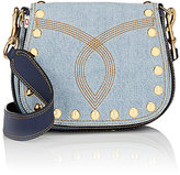 Marc Jacobs Women's Nomad Small Saddle Bag
