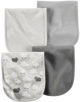 Carter's Baby 4-pk. Lamb Burp Cloths