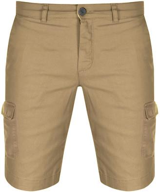Lyle & Scott Cargo Shorts Brown