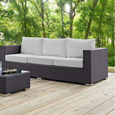Modway Convene Sofa with Cushions