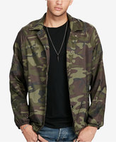 Denim & Supply Ralph Lauren Men's Camo Windbreaker
