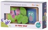 Le Toy Van Petilou Woody Woodland Book by