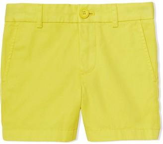 BURBERRY KIDS Cotton Chino Shorts