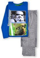 Star Wars Boys Long Sleeved Pajamas
