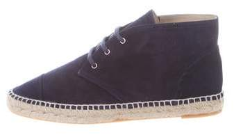 Chanel Suede High-Top Espadrille w/ Tags