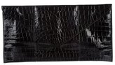 Rachel Zoe Embossed Envelope Clutch