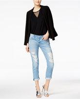 Hudson Straight-Leg Jeans