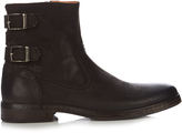 John Varvatos Julian distressed leather boots