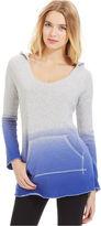 Calvin Klein Dip-Dye Hooded Pullover
