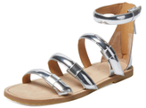 Marc by Marc Jacobs Seditionary Flat Specchio Sandal