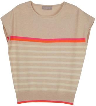 Cove Ella Cream With Neon Pink & Orange Jumper