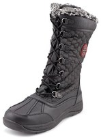 Weatherproof Slope 2 Women Round Toe Synthetic Black Snow Boot.