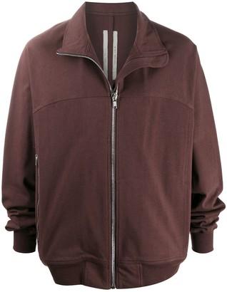 Rick Owens Long-Sleeve Jacket