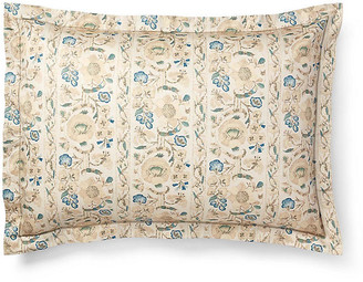 Ralph Lauren Home Cassandra Sham Cream/multi