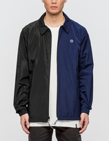 HUF Circle H Coach Jacket