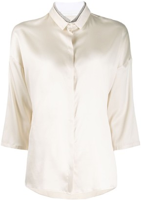 Fabiana Filippi Buttoned Shirt