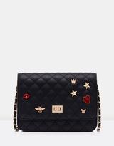Forever New Linda Pin Quilt Shoulder Bag