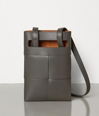 Bottega Veneta Messenger In Urban Leather Calf