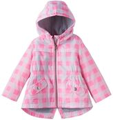 Carter's Baby Girl Heavyweight Print Anorak Jacket
