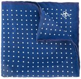 Canali dots pattern pocket square - men - Silk - One Size