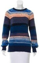 Proenza Schouler Knit Patterned Sweater