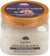 Tree Hut Shea Sugar Scrub, Pomegranate Acai, 18 Ounce