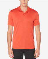 Perry Ellis Men's Big & Tall Buttonless Performance Polo