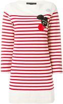 Marc by Marc Jacobs breton stripe dress - women - Cotton - L