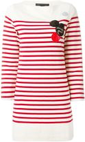 Marc by Marc Jacobs breton stripe dress - women - Cotton - M