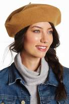 14th & Union Classic Wool Blend Beret