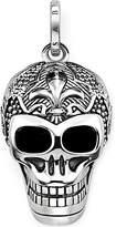 Thomas Sabo Rebel at Heart skull sterling silver pendant