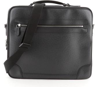 Louis Vuitton Odessa Computer Case Taiga Leather