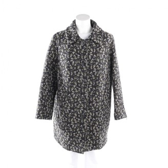 Thomas Rath Multicolour Wool Coat for Women
